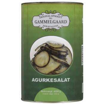 Agurkesalat Gammelgaard