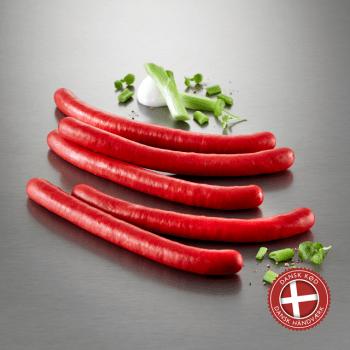 Pølser Hotdog Røde 67g Tulip