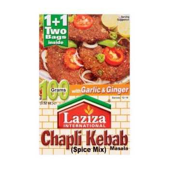 Chapli Kebab Masala Laziza