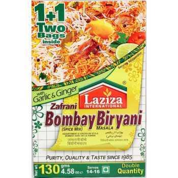 Bombay Biryani Masala 100g Laziza