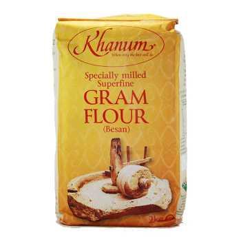 Mel Kikærter Khanum Gram Flour
