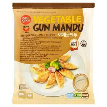Gyoza Vegetable Gun Mandu Allgroo