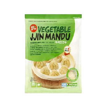 Gyoza Vegetable Jjin Mandu Allgroo