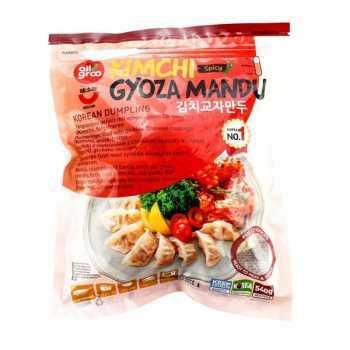 Gyoza Kimchi Mandu Spicy Allgroo