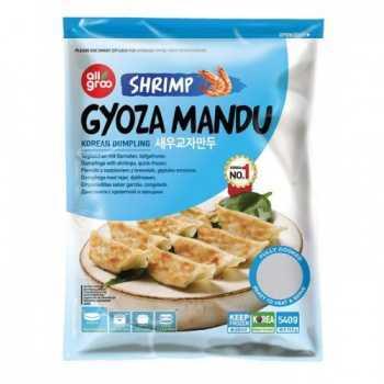 Gyoza Shrimp Mandu Allgroo