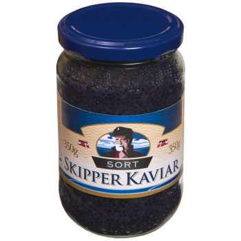 Caviar Stenbiderrogn Sort
