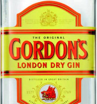 Gin Gordons Dry 37,5%