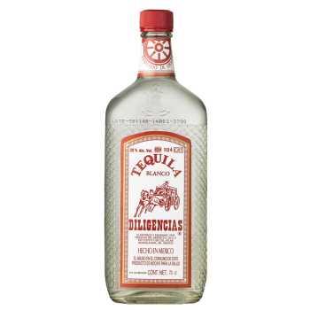 Tequila Diligencias Silver 38%