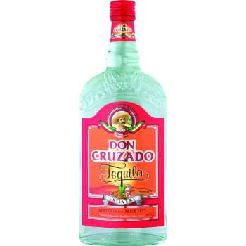 Tequila Don Cruzardo Silver 38%