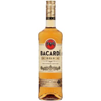 Rom Bacardi Gold 40%