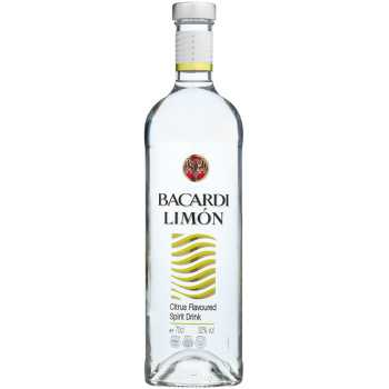 Rom Bacardi Lemon 32%