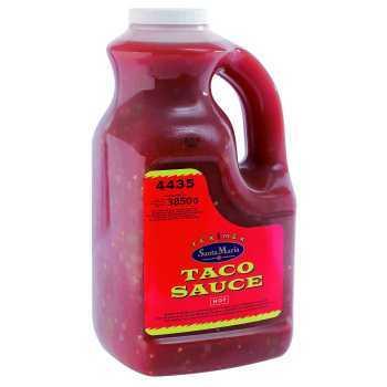 Taco Sauce Hot