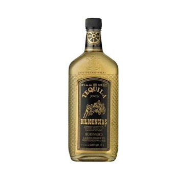 Tequila Diligencias Gold 38%