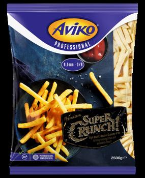 Pommes Frites Supercrunch 9,5mm Aviko