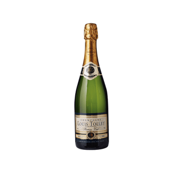 Champagne Louis Tollet Sec 1. 12% – FR.