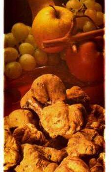 Trøffel Olivenolie Hvid