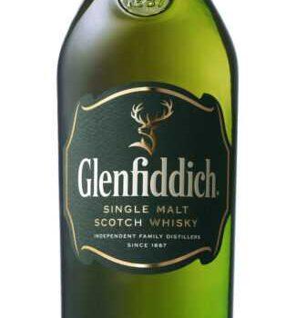 Whisky Glenfiddich 12års 40%