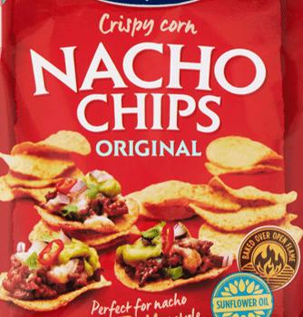 Tortilla Chips Nachos