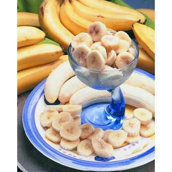 Bananer I Skiver