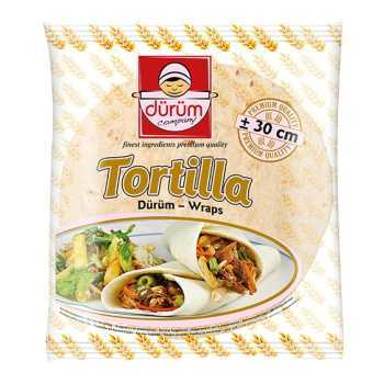 Durum Brød Ø 30 Cm Tortilla