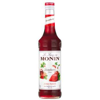 Monin Jordbær Sirup