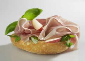 Skinke Lufttørret MEC Skiver Italiensk