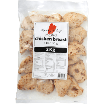 Kyllingebryst Stegt 110-130g