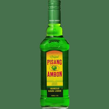 Likør Pisang Ambon 17%