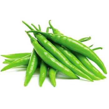 Chili Grøn Friske
