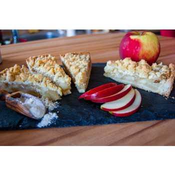 Æbletærte Crumble 12 Skiver