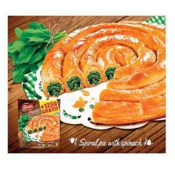 Börek M/spinat