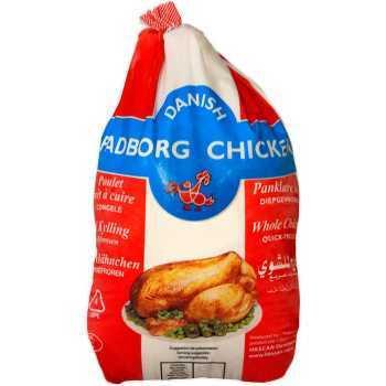 Kylling Hel Frost 1800gr