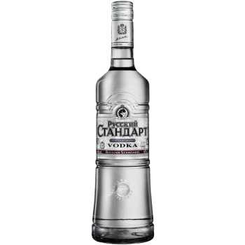 Vodka Russky Standard Platinum 40%