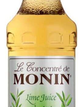 Monin Lime Juice Cordial Mixer