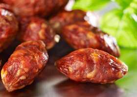 Grignotons Chorizo Mini – Fransk