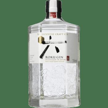 Gin Roku Japanese 43%