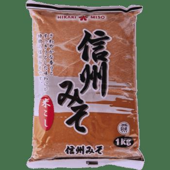 Miso Shinshu Pasta White Hikari