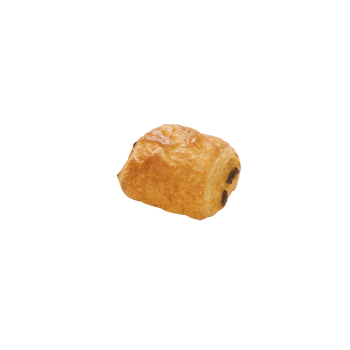 Croissant Smørbagt Mini Chokolade