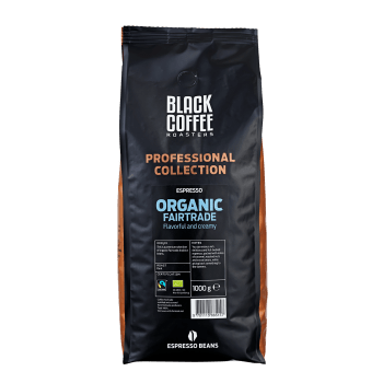 Kaffe Espresso Økologisk Fairtrade