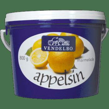 Appelsinmarmelade Vendelbo