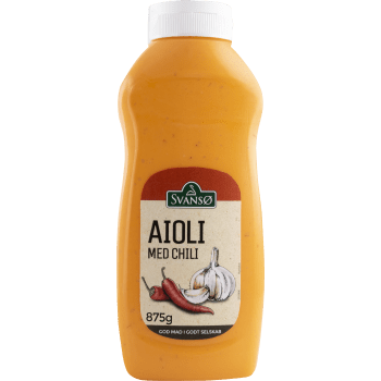 Aioli Med Chili Svansø