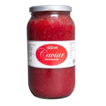 Caviar Rød