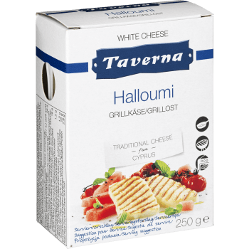 Halloumi I Vacuum Taverna