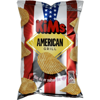 Chips American Grill KiMs