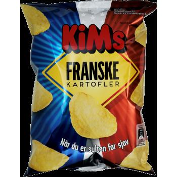 Chips Franske Kartofler KiMs