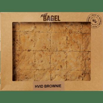 Brownie Hvid – Rudeæske 24 Stykker