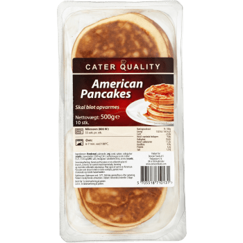 Pandekager American Style 50 G