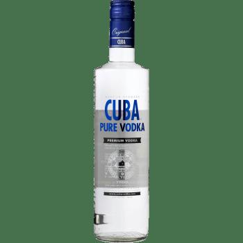 Vodka Cuba 37,5%