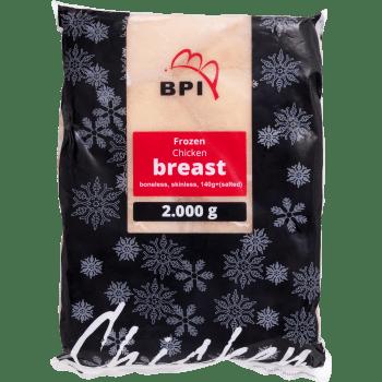 Kyllingebryst 1,2% Saltet – Thai 140gr+