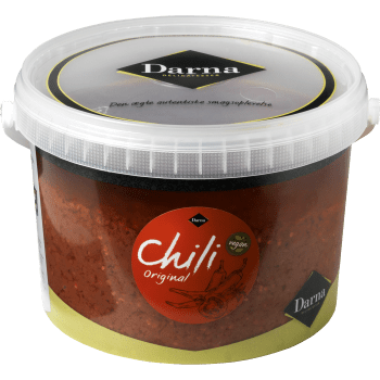 Chili Hjemmelavet Darna